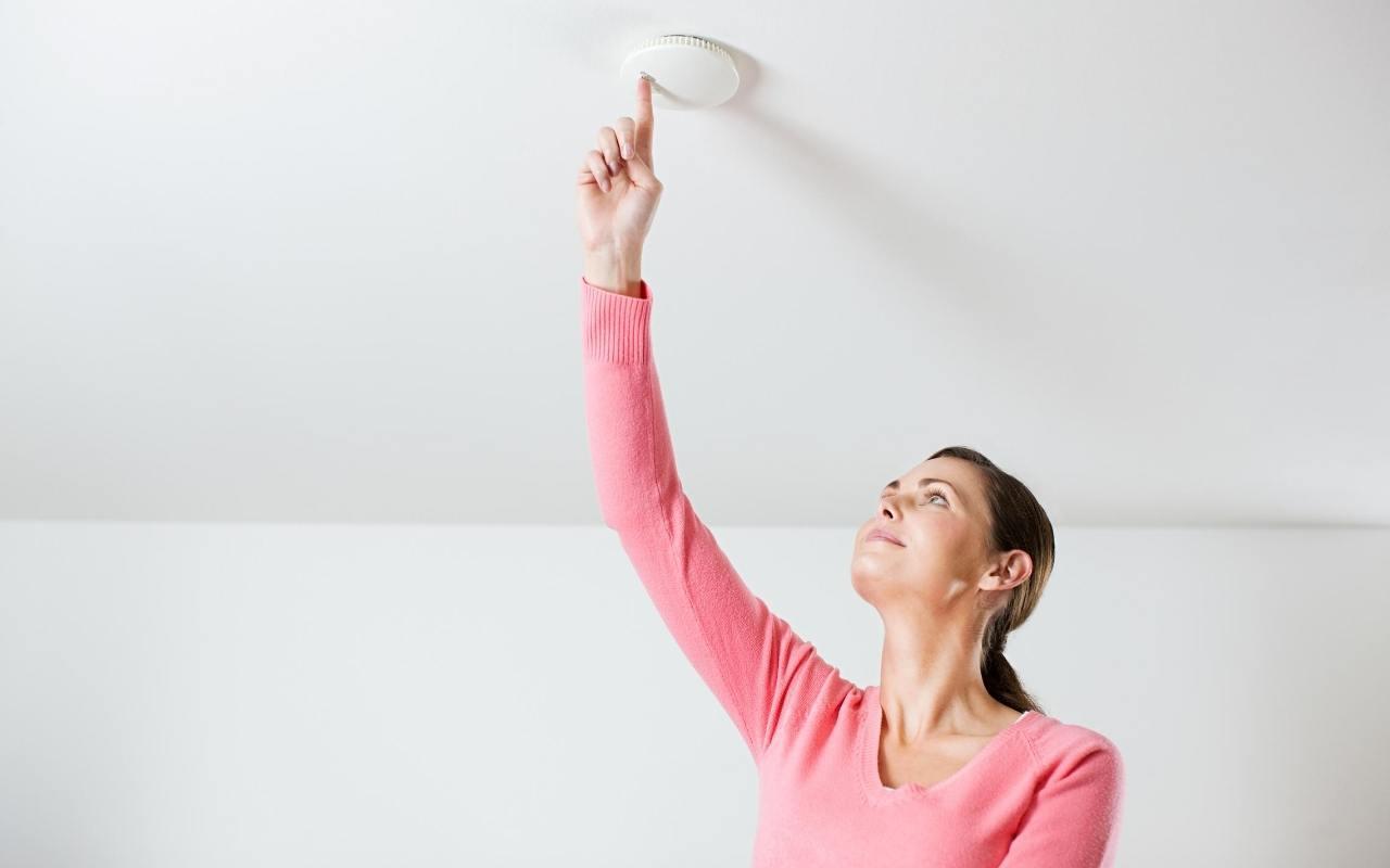 Test your smoke detectors