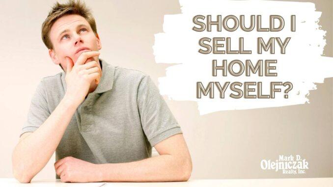 Sell my house myself