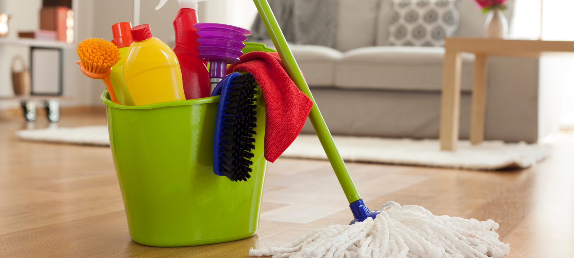 Preparing to Sell: Cleaning